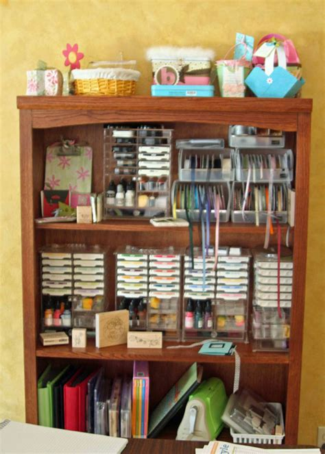 Craft Shelf by Ribbons Craft