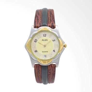 Alba Original Pria As9b52 Gold alba jual jam tangan alba original harga murah blibli