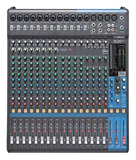Mixer Analog Yamaha Mg20xu Mg 20xu Mg 20 Xu Mg 20xu yamaha mg20xu analog mixer buy yamaha mg20xu analog mixer at best price in india on snapdeal