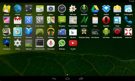 android resolution t3ch guru changing android screen resolution in vmware