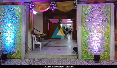 about decoration wedding reception decoration at tittagudi tamilnadu