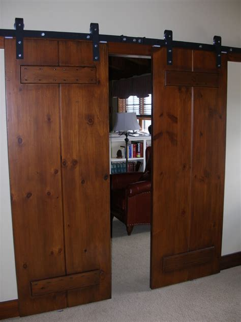 Interior Doors Barn Door Style Barn Style Sliding Door