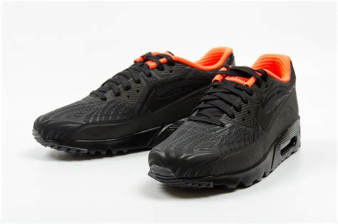 Nike Airmax90 01 nike air max 90 ultra moire fb black total crimson