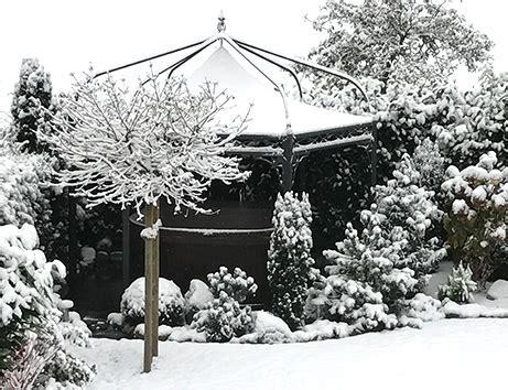 Winterfester Pavillon by Bo Wi Outdoor Living Referenzen 220 Berdachung