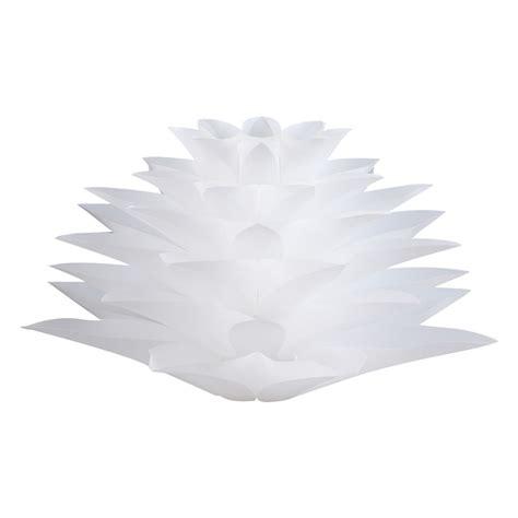 Small White L Shade by Kura Small White Lshade Small L Shades Small Ls