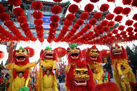 15 days of chinese new year traditions
