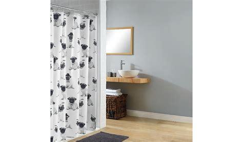 asda shower curtain pug shower curtain asda curtain menzilperde net