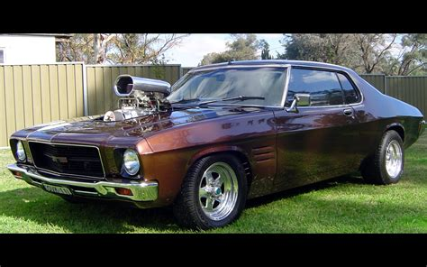 holden muscle car cars australia supercharged v8 engine holden hq gts monaro