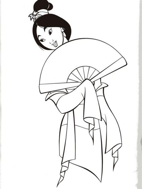 princess coloring pages mulan mulan disney princess coloring page to print out disney