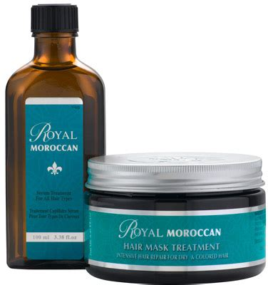 Georgeus Hair Care Premium royal moroccan hair care range