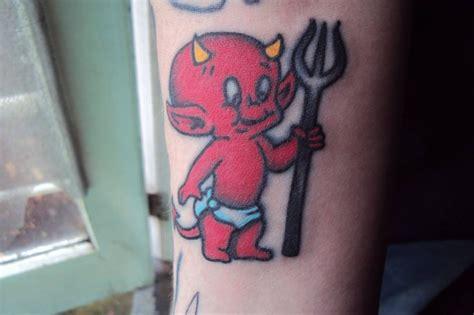 hot stuff tattoo 1000 ideas about on