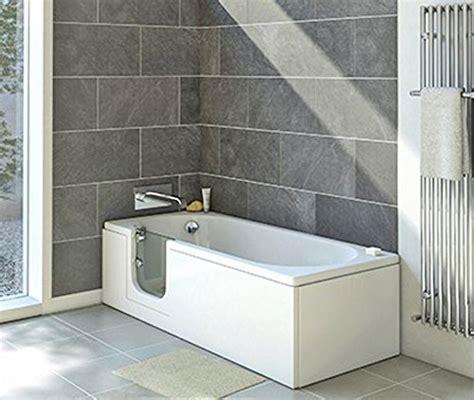 remailler baignoire baignoire handicape avec porte baignoire avec porte