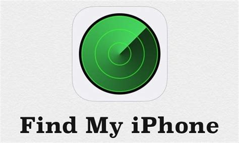 Update to Apple's Find My iPhone has flat icon, breaks ... Find My Iphone Apple