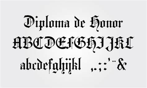 diseo de letras de diploma tipos de letras para diplomas y certificados g 243 ticas y