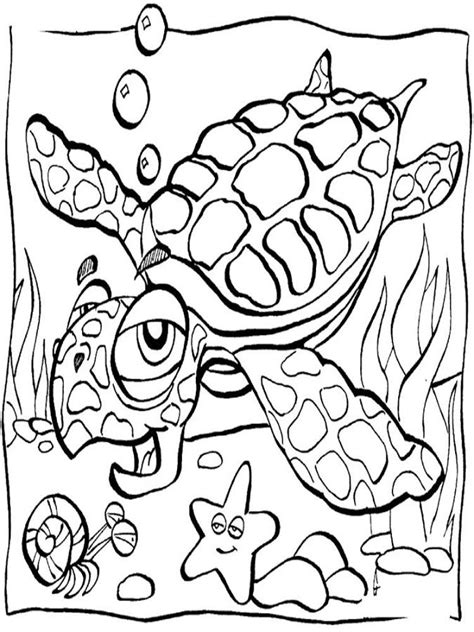 Ocean World Coloring Android Apps On Google Play Coloring Apps