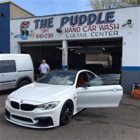 What Are Puddle Ls On A Car by The Puddle Car Wash And Detail Center 127 Photos
