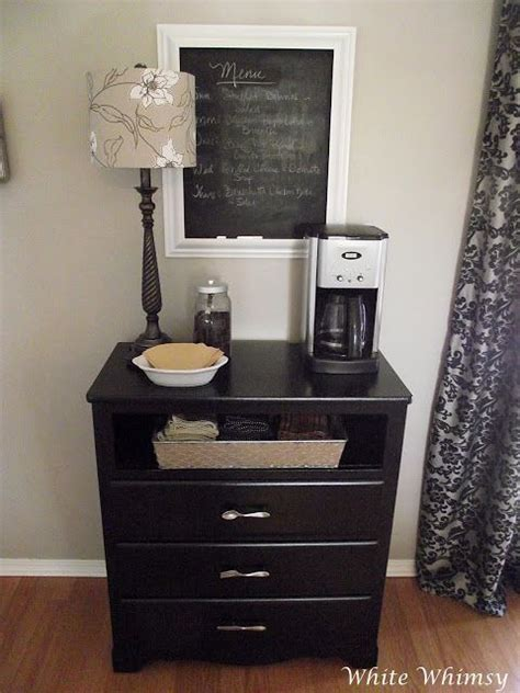 coffee maker in bedroom coffee station ideas for master bedroom and this little