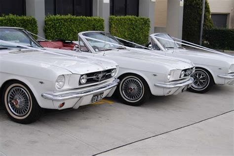 sydney mustang white mustangs sydney mustangs wedding hire cars