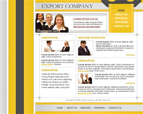 hostgator templates free website templates provided by hostgator