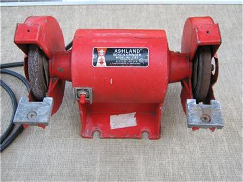 american made bench grinder vintage ashland bench grinder model 1782 ebay