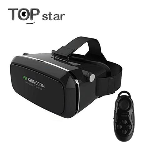 Shinecon 3d Vr Glass G 03 3 shinecon vr 360 viewing immersive reality 3d vr headset cardboard glasses