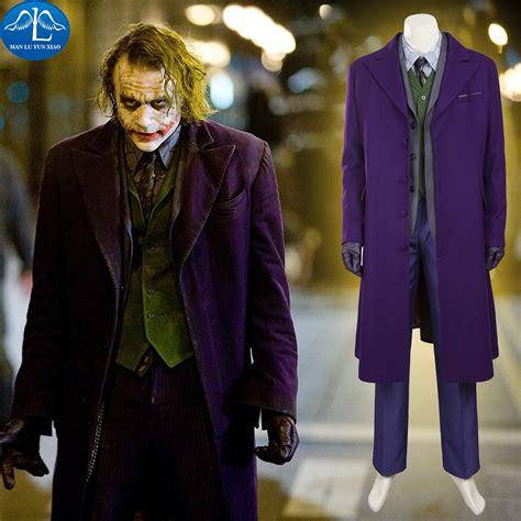 Minifigure Tuxedo Joker Batman The manluyunxiao batman costume the joker costume