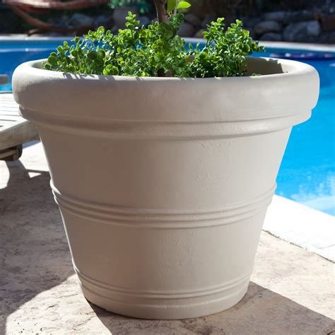 Planters Interesting Large Resin Planters Outdoor Large Large Outdoor Planters
