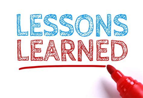 Lessons Learned Clipart 46 lessons that will help you create your future lead grow develop shares insights on