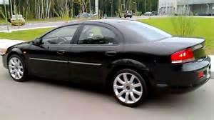 2003 Chrysler Sebring Sedan Chrysler Sebring Sedan 2003 2 0i 16v 141 Hp