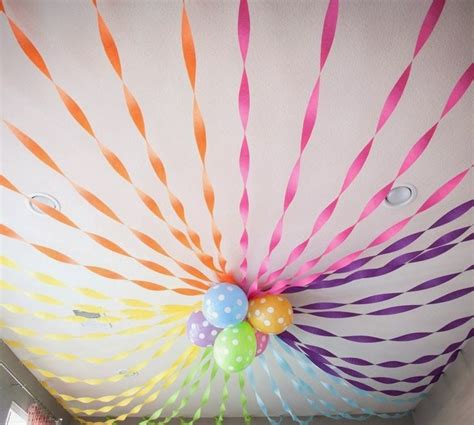 How To Make Crepe Paper Decorations - 25 best ideas about crepe paper decorations on