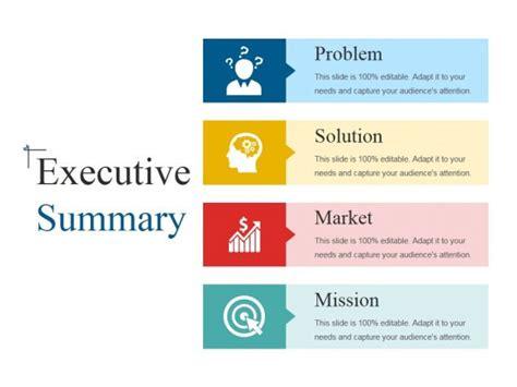 executive summary example resum on project executive summary