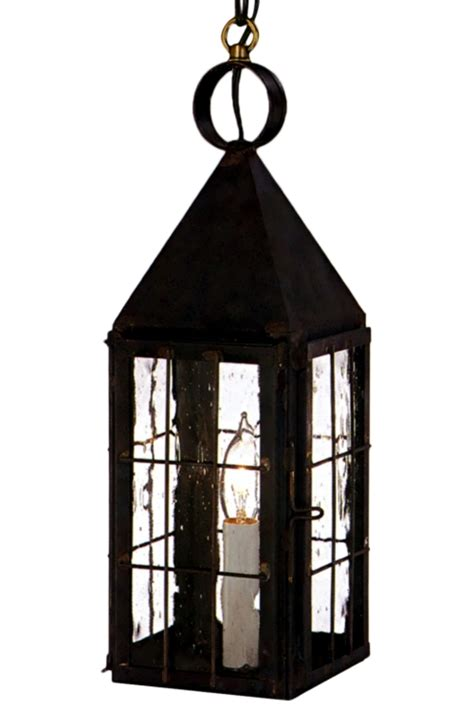 colonial house outdoor lighting colonial williamsburg copper lantern pendant hanging light