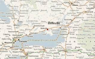 belleville canada location guide