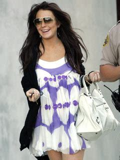 Lohan Backs Out Of by Lindsay Lohan Backs Out Of Upcoming Celebsnow