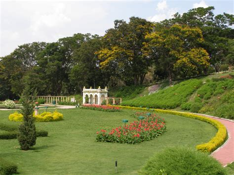 In The Garden And More Top 10 Cities Of South India