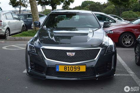 05 Cadillac Cts V by Cadillac Cts V 2015 5 August 2016 Autogespot