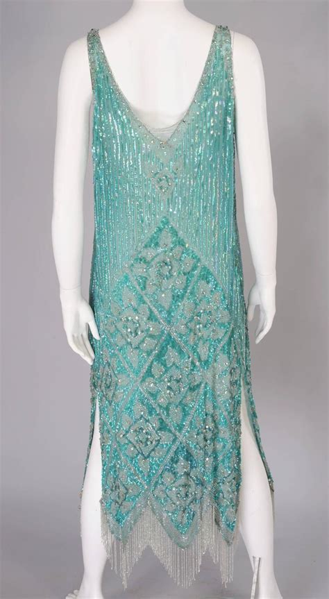beaded flapper headpiece 1920 s beaded flapper dress and matching