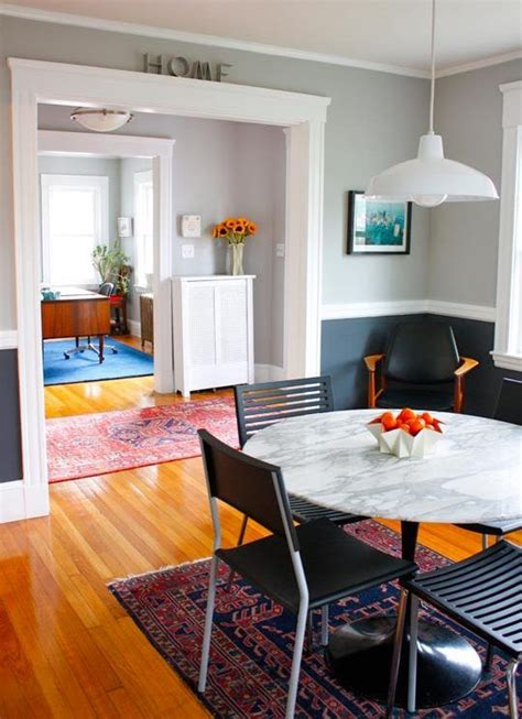 Two Tone Dining Room Walls by 25 Best Ideas About Two Tone Walls On Two