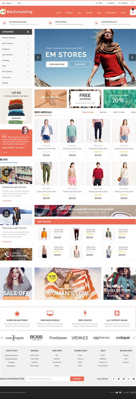 wordpress theme responsive layout everything woocommerce responsive wordpress theme