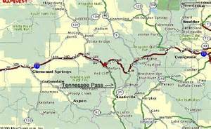 colorado passes map tennessee pass