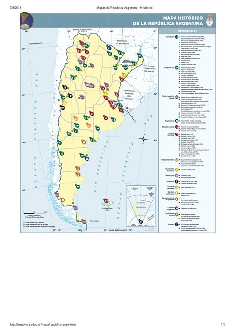 mapoteca la biblioteca de mapas de educ ar mapoteca la biblioteca de mapas de educ ar