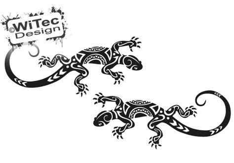 Aufkleber Auto Gecko by Aa200 Autoaufkleber Gekko Gecko Sticker 2er Set