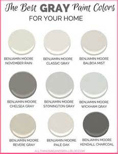 best benjamin paint colors gray color schemes benjamin moore