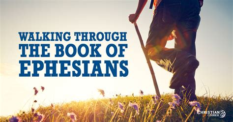 walking through cancer books walking through the book of ephesians christian courier