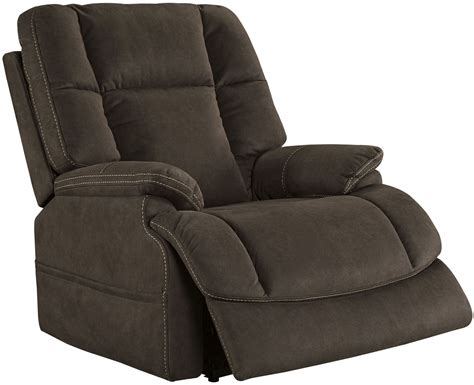 2 for 1 recliner sale fourche bark power recliner 6930313 ashley