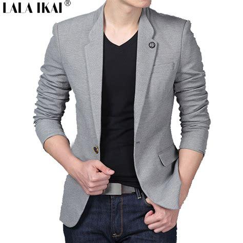 Blazer Pria Casual Patches blazer for fashion ql