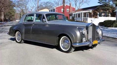 review of 1961 rolls royce silver cloud ii original 6 2l