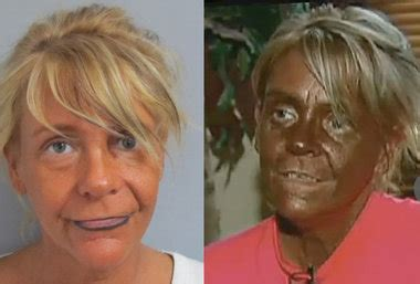 n j tanning mom appears in new tv interviews much darker