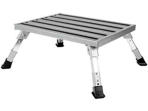 Adjustable Step Stool by Rv Superstore Canada Step Stool Alum Adjustable