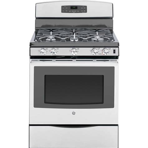 stainless steel range ge appliances 30 quot drop in electric range stainless steel appliances ranges electric ranges